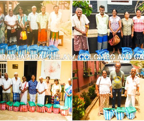 Hampers Distribution Anuradhapura-Colombo-Chilaw-and-Galle